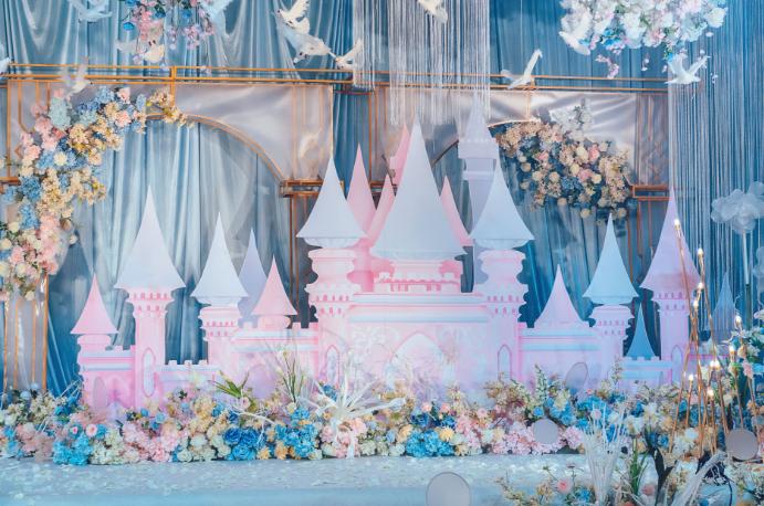 2020爆款-童话镇婚礼